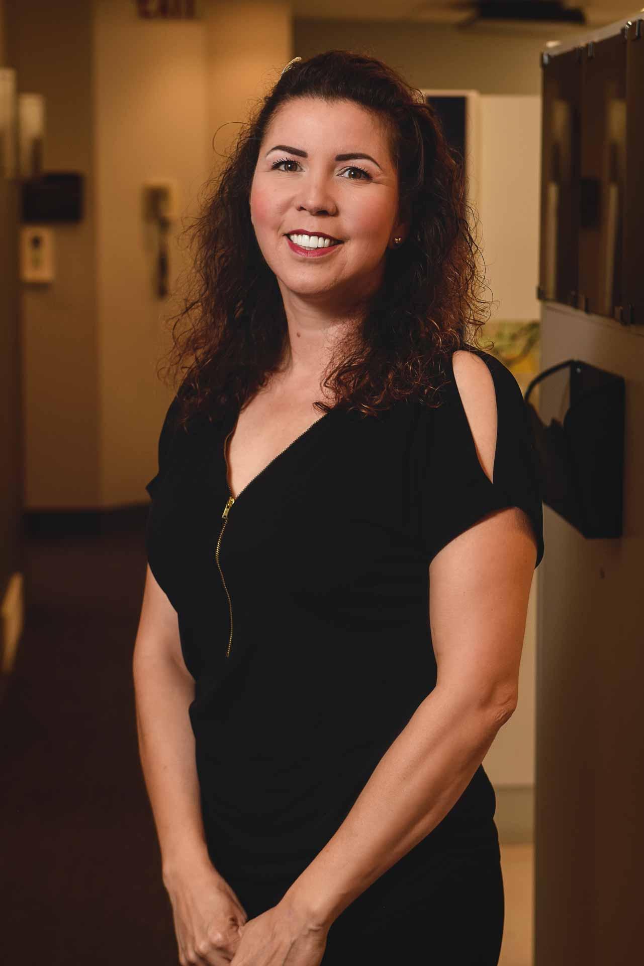 Dr Gladys NewLove-Heidi   Tooth Suite Family Dentistry   Lloydminster Family Dentist