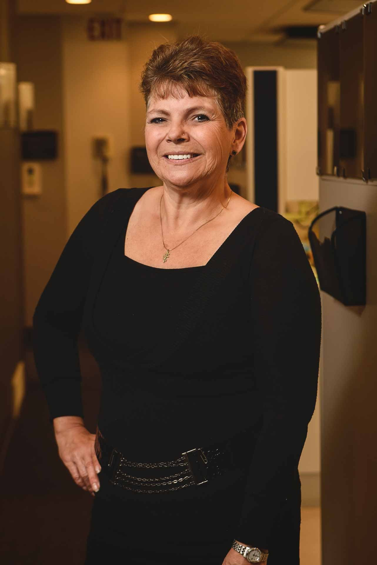 Sherry | Reception | Tooth Suite Family Dentistry | Lloydminster Family Dentist