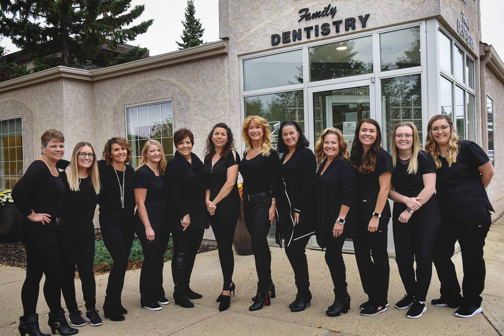 The Dental Team | Tooth Suite Family Dentistry | Lloydminster Family Dentist