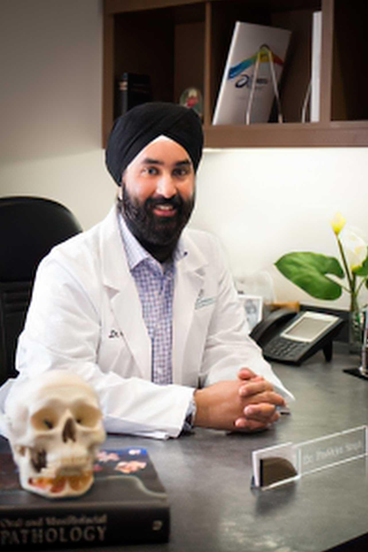 Dr. Prabhjot | Tooth Suite Family Dentistry | Lloydminster Family Dentist