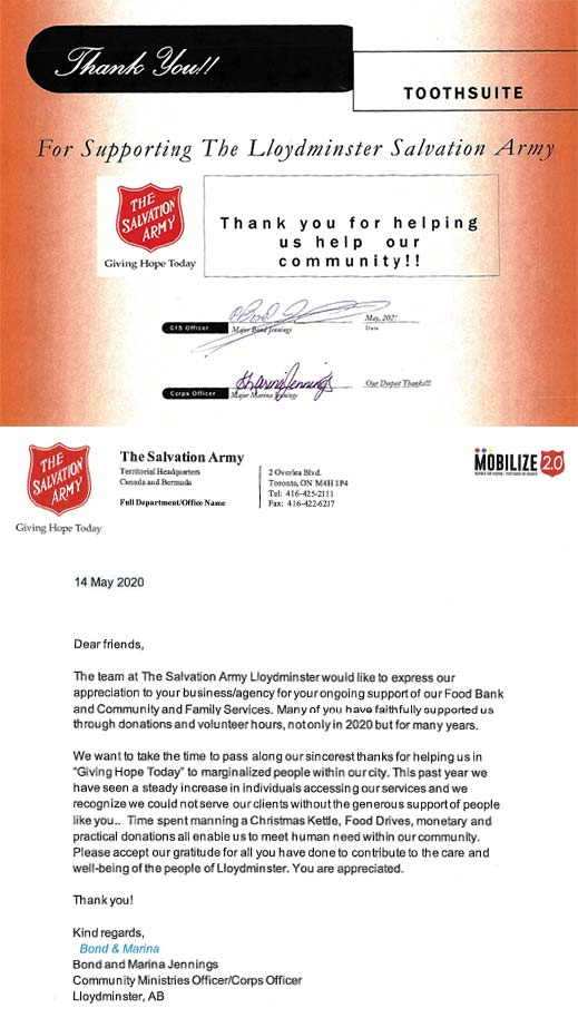 Tooth Suite Family Dentistry | Salvation Army